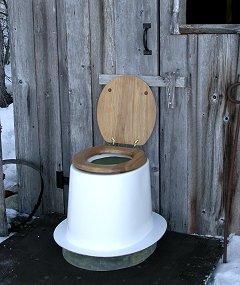 Outhouse Toilet Pedestals Toilet Cones Far North